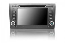 """AUDI A4 series 7"""" Dynavin Touch Screen LCD Multimedia Navigation System"""