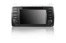 "BMW 3-series (E46) 7"" Dynavin Touch Screen LCD Multimedia Navigation System"