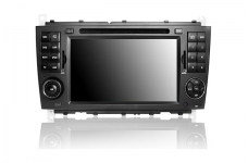 "Mercedes-Benz C-class [04-07] (W203) 7"" Dynavin Touch Screen LCD Multimedia Navigation System"