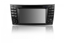 "Mercedes-Benz CLS (W219) [for cars with optical fibre only] 7"" Dynavin Touch Screen LCD Multimedia Navigation System"