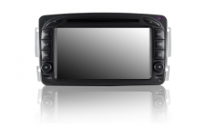 "Mercedes-Benz CLK (W209) 7"" Dynavin Touch Screen LCD Multimedia Navigation System"